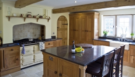 Cherrywood Kitchen