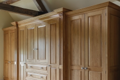 Solid Oak wardrobe